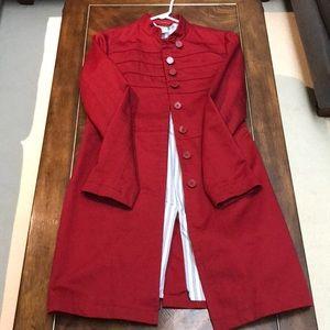 Banana Republic trench jacket